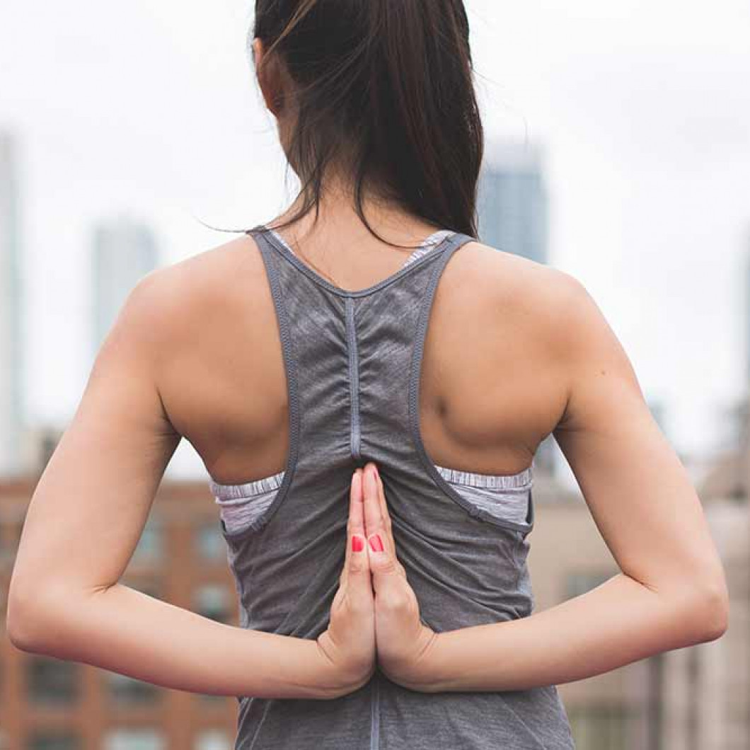 Realign your body and renew your spirit